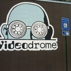 Photo taken at Videodrome by Isaac D. on 6/9/2012