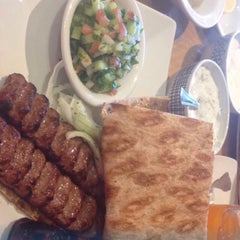 Photo taken at House of Shish Kabob by Abdulrahman A. on 3/19/2015