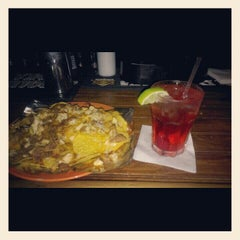 Photo taken at Tonic Bar by Crystal L. on 1/11/2013