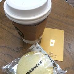 Photo taken at Starbucks by June on 8/17/2014