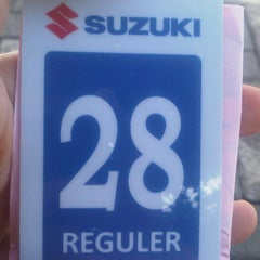 Photo taken at Suzuki Ciledug by Alam surya W. on 12/7/2013