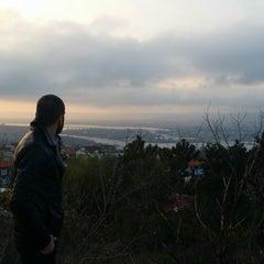 Photo taken at ж.к. Галата (Galata) by Ezber K. on 4/3/2014