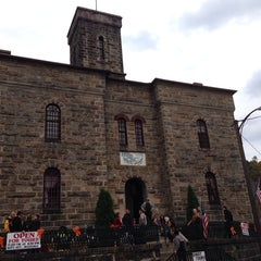 Photo taken at The Old Jail by George H. on 10/19/2013