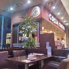 Photo taken at Costa Coffee by desigo ✔. on 6/7/2013