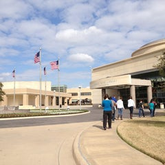 Photo taken at George Bush Presidential Library and Museum by Beth S. on 1/28/2013