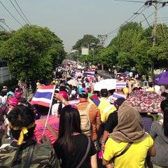 Photo taken at กรมสรรพาวุธทหารบก by Pin N. on 12/9/2013