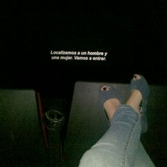 Photo taken at Cinemex by Sandryna A. on 2/3/2012