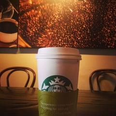 Photo taken at Starbucks by Lewis N. on 7/30/2014
