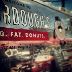 Photo taken at Gourdough's by Cyndi Z. on 7/19/2013