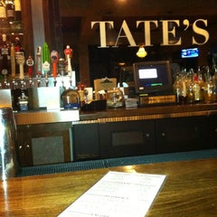 Photo taken at Tate's by Victoria V. on 9/19/2012