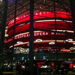 Photo taken at AT&T Performing Arts Center by Victoria V. on 3/11/2013