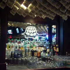 Photo taken at The Greene Turtle by T D. on 4/19/2013