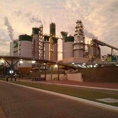 Photo taken at Eldorado Brasil Celulose S.A. by Pierri R. on 5/1/2014
