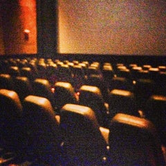 Photo taken at Bow Tie Cinemas Hoboken by Rachel on 6/13/2014