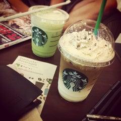 Photo taken at Starbucks (สตาร์บัคส์) by Kot S. on 3/22/2013