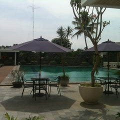 Photo taken at The Sahid Rich Jogja by Shirleen R. on 9/28/2012