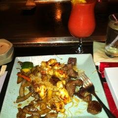 Photo taken at Sakura Japanese Restaurant by Mary Rose J. on 7/12/2013
