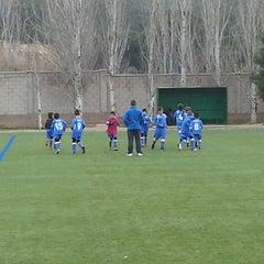 Photo taken at Stadium Casablanca by José Manuel on 12/27/2014
