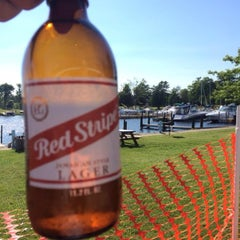 Photo taken at Gladstone Yacht Club by Bill H. on 7/10/2014