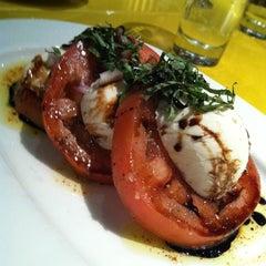 Photo taken at Carnevor Steakhouse Moderne by Duane D. on 12/14/2012