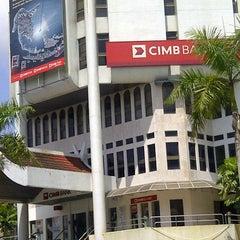 Photo taken at CIMB Bank by JiSs H. on 1/29/2013