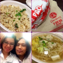Photo taken at Chowking by Anne L. on 4/8/2014