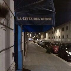 Photo taken at La Città del Gioco by CarmenSita S. on 3/21/2014