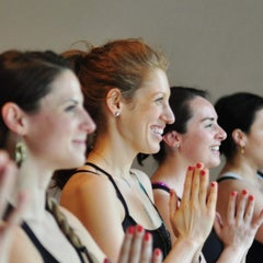 Photo taken at Yoga People by Yoga People on 3/17/2014