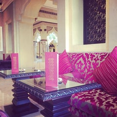 Photo taken at Sharq Village & Spa by Dylan G. on 10/1/2015