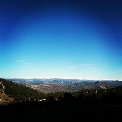 Photo taken at Mont Ventoux by Bram V. on 12/29/2012