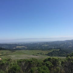 Photo taken at Windy Hill Open Space Preserve by Natasha P. on 4/18/2015