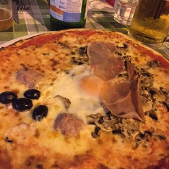 Photo taken at Ivo a Trastevere by Alfonso F. on 7/26/2015