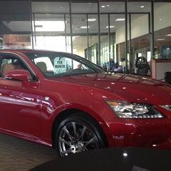 Photo taken at Meade Lexus of Southfield by Thomas I. on 5/24/2013