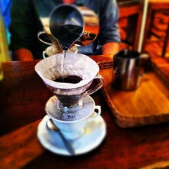 Photo taken at Coffee Lab by Juliano M. on 10/31/2012