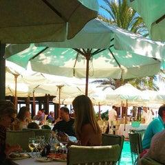 Foto tomada en Marbella Club Hotel por Yolanda F. el 7/27/2015