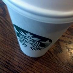 Photo taken at Starbucks by Chris R. on 3/16/2013