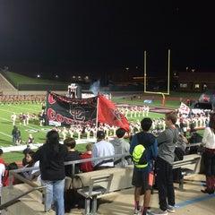 Photo taken at Buddy Echols Field by Scott S. on 11/7/2015