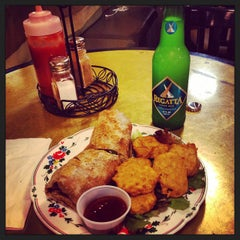 Photo taken at Govinda's Gourmet Vegetarian by Brandon S. on 9/26/2014
