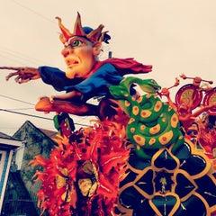 Photo taken at Tchoupitoulas St. by Jerome P. on 2/11/2013