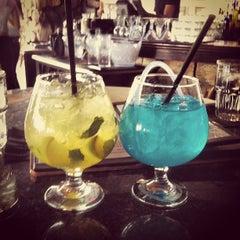 Photo taken at Blue Martini by Guzzie on 7/28/2012