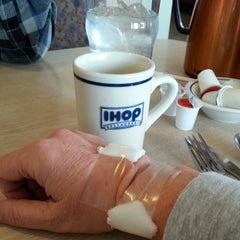 Photo taken at IHOP by Deb S. on 3/5/2015