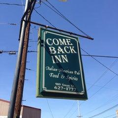 Photo taken at Come Back Inn by Kurt M. on 4/3/2013