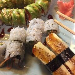 Photo taken at JoTo Thai-Sushi Tampa by MJ on 11/17/2014