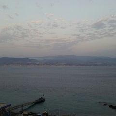Photo taken at Villaggio Paradiso by Antonella L. on 8/21/2014