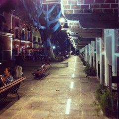 Photo taken at Barrio del Artista by Daniel S. on 5/3/2013