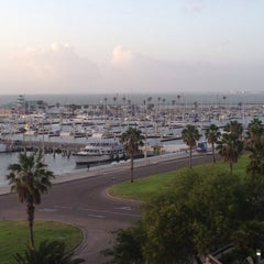 Photo taken at Corpus Christi Yacht Club by Alexey N. on 6/6/2014