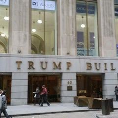 Photo taken at Trump Building by David N. on 12/5/2014