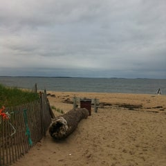 Photo taken at Ferry Beach State Park by Missy A. on 5/26/2013