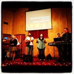 Photo taken at Grace Fellowship by Brandon Scott T. on 2/18/2013