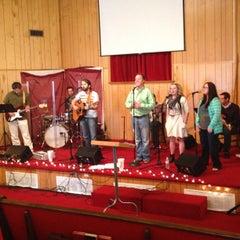 Photo taken at Grace Fellowship by Brandon Scott T. on 3/17/2013